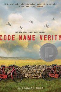 Code Name Verity book cover