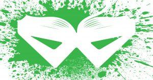 Art Contest logo - Falls Library Comic Fest