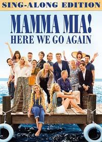 Mamma Mia: Here We Go Again movie poster