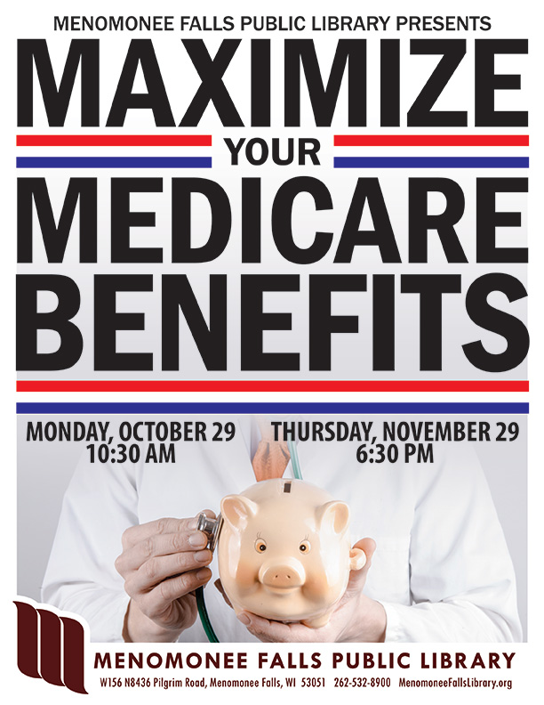 Maximizing Your Medicare Benefits flyer