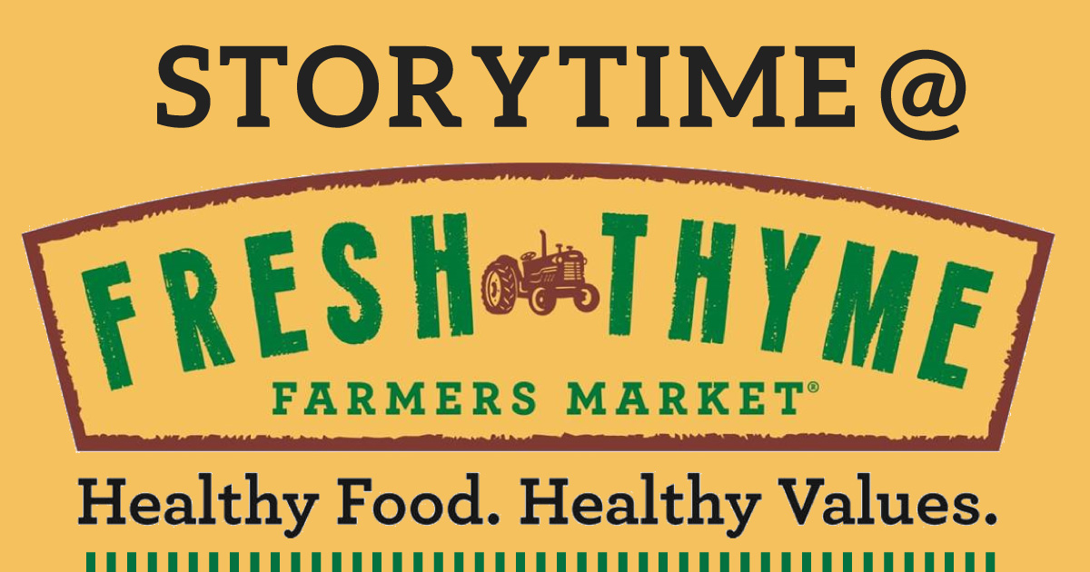 Storytime at Fresh Thyme