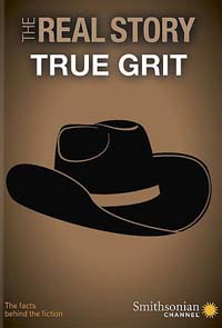 The Real Story True Grit poster